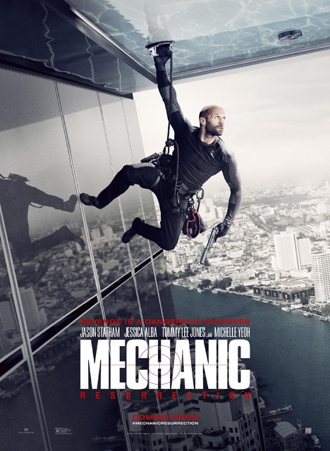 (HD) MECHANIC: RESURRECTION